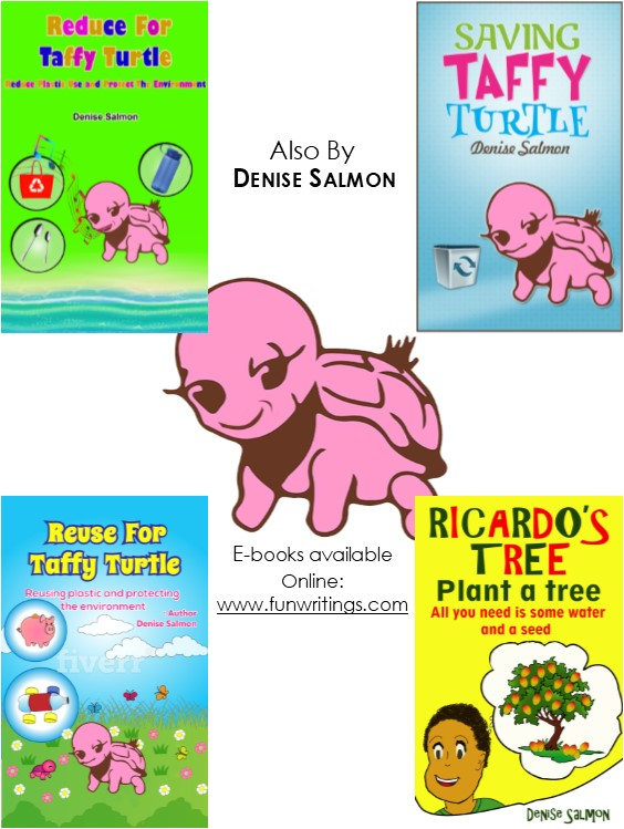 Taffy Turtle - Denise Salmon (1)